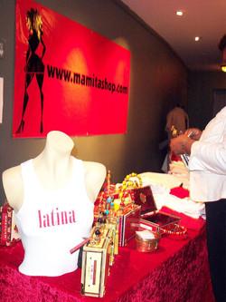 Mamita Vendor Display