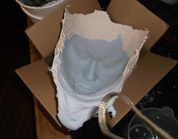Prosthetic 'Viva' Mask
