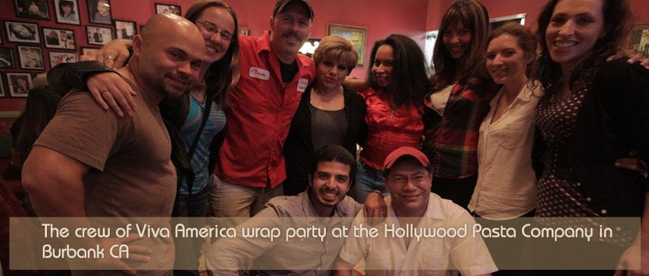 'Viva' Cast Party