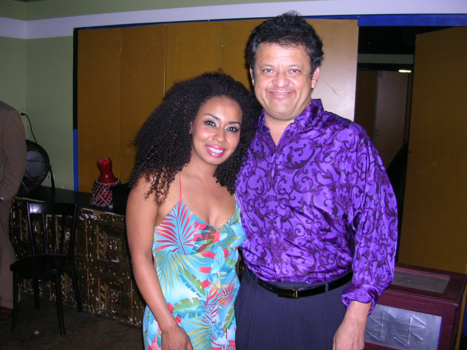Maria and Paul Rodriguez