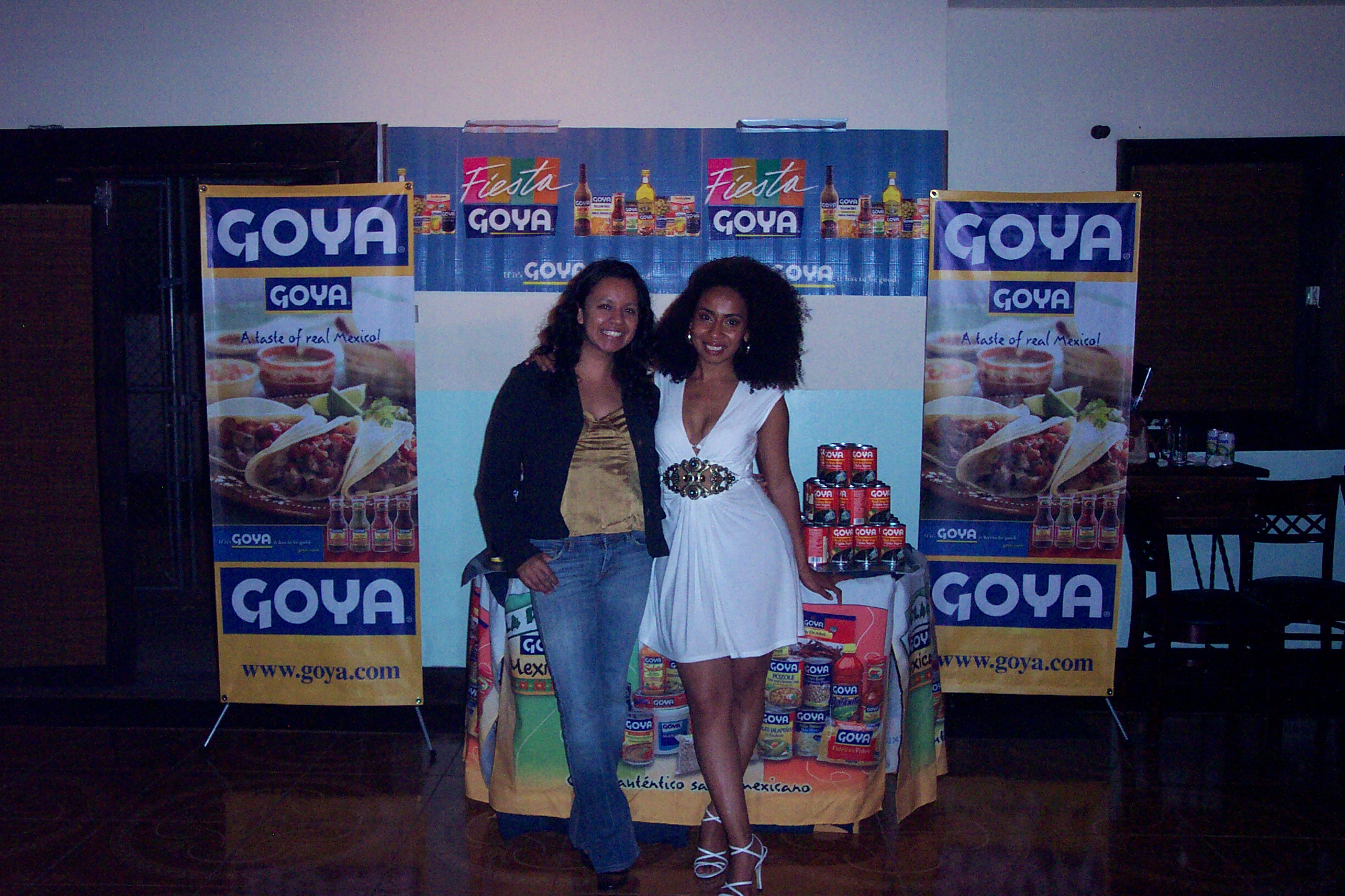 Goya - After Party Sponsors