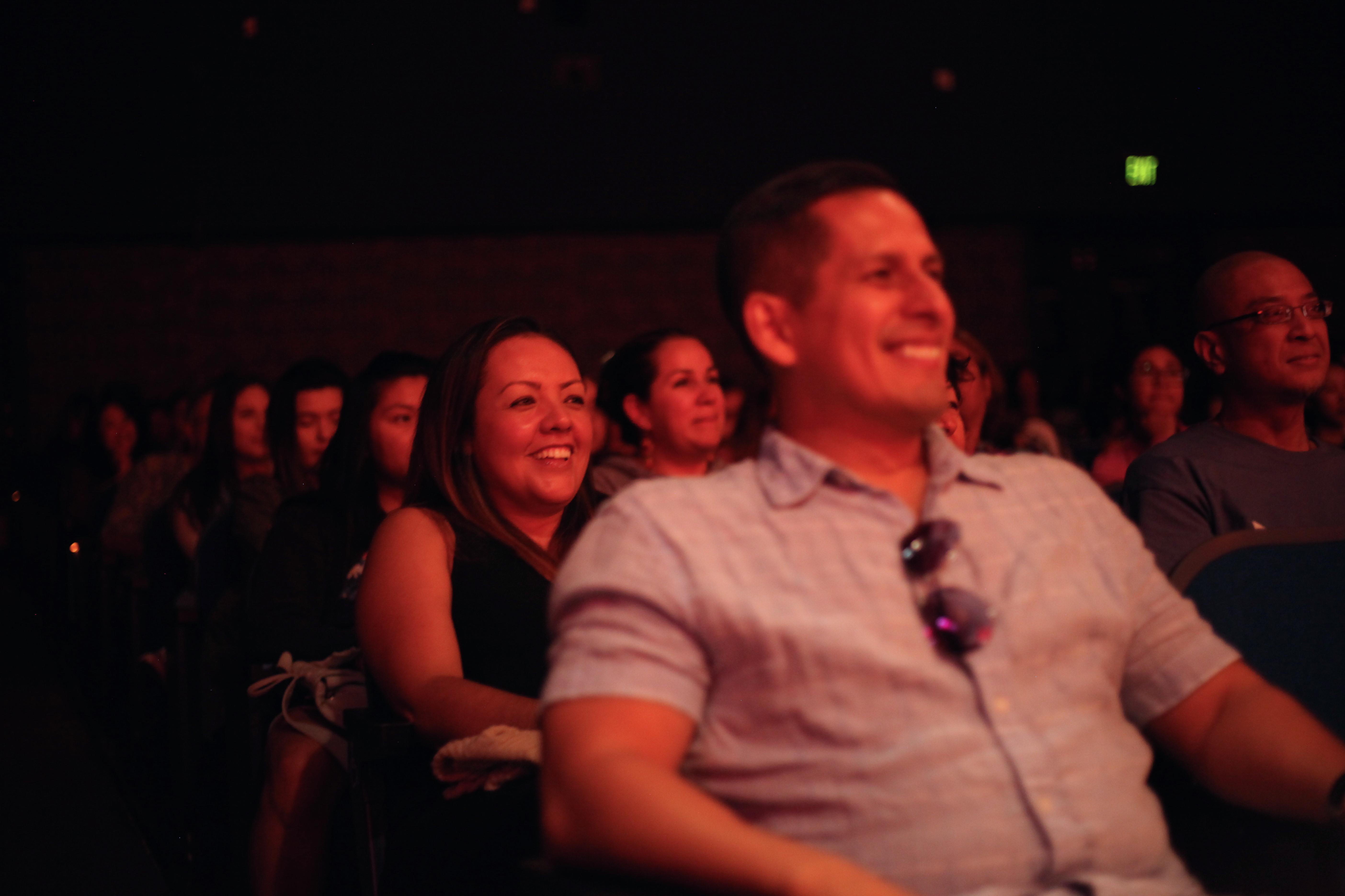 Audiences Enjoy