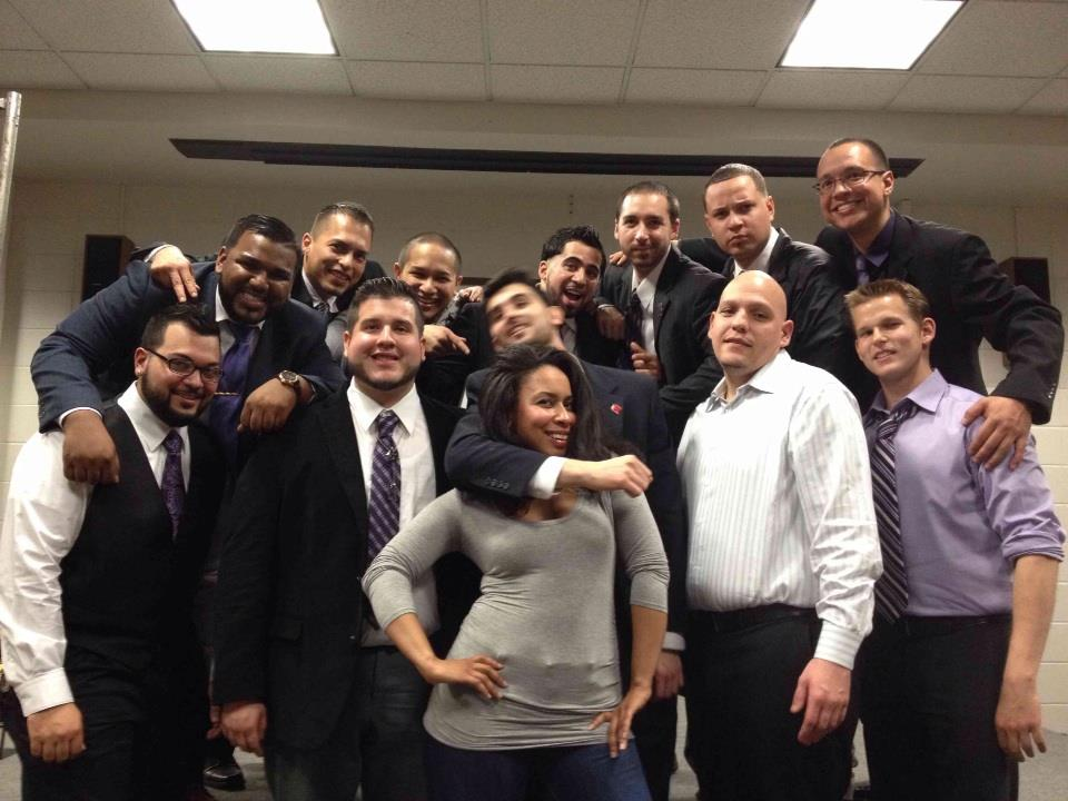 Rutgers University NJ Sigma Lamba Beta Fraternity