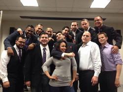 Rutgers University NJ Sigma Lamba Beta Fraternity
