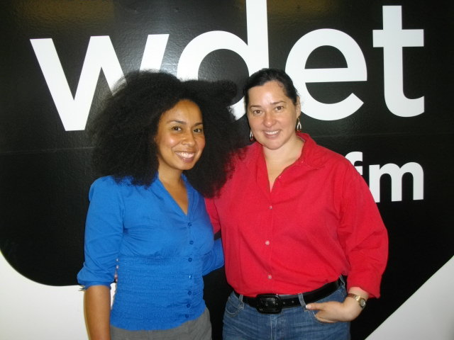 WDET Interview