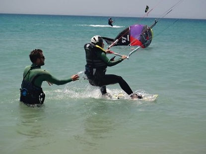kitelessons 4Elements Kiteschool Jericoacoara