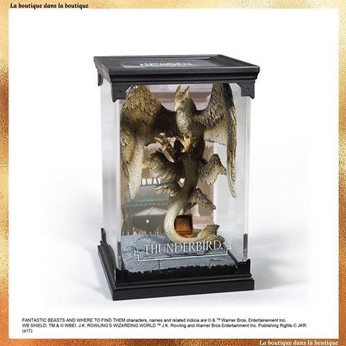 les créatures magiques Franck l'oiseau tonnerre Les animaux fantastiques