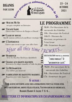 programme-festival-harry-potter-escapade