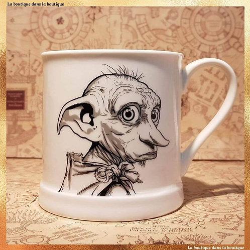 mug elfe dobby harry potter
