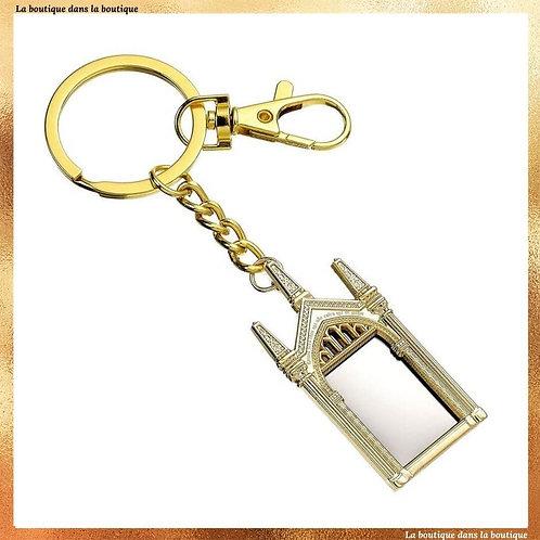 porte clef miroir du rised ecole des sorciers la boutique dans la boutique officiel