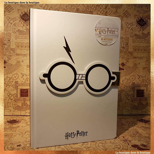 the boy who lived harry potter cahier