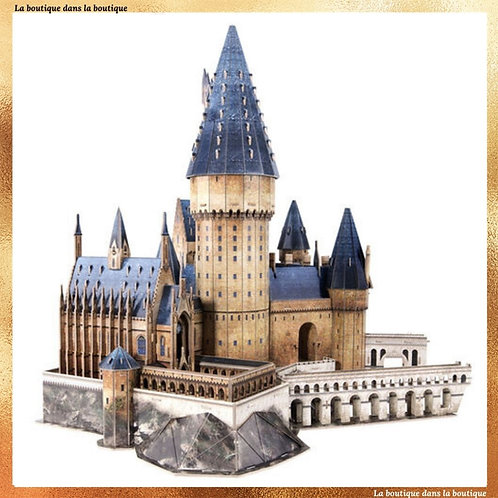 Puzzle 3D, La Grande Salle - World Brands