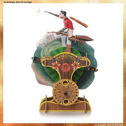 jeu mécanique puzzle quidditch la boutique dans la boutique harry potter bordeaux