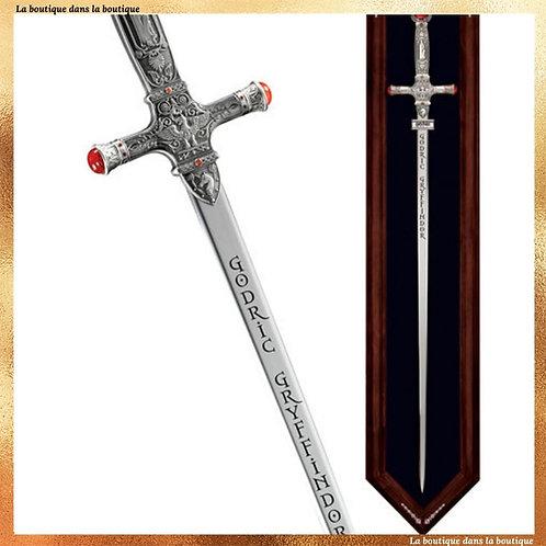 L'épée de Godric Gryffondor - Noble Collection