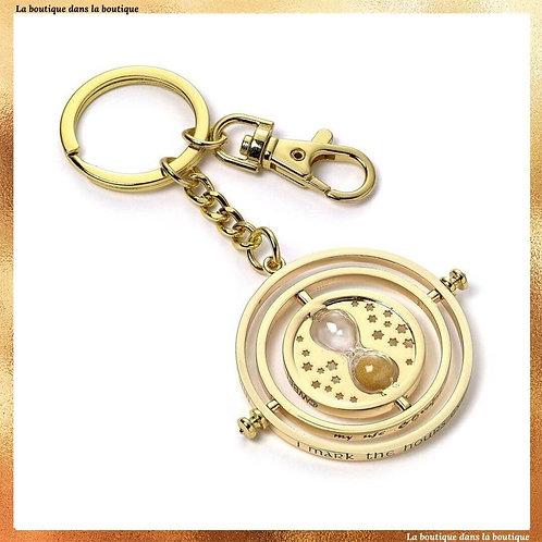 porte clef retourneur de temps, prisonnier d'azkaban, boutique officiel harry potter,