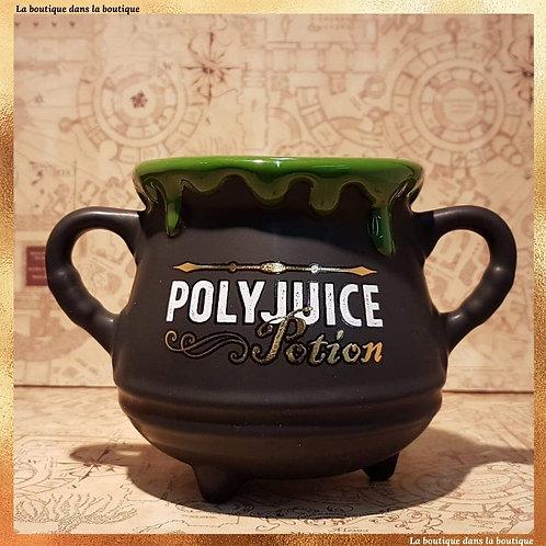polyjuice mug harry potter
