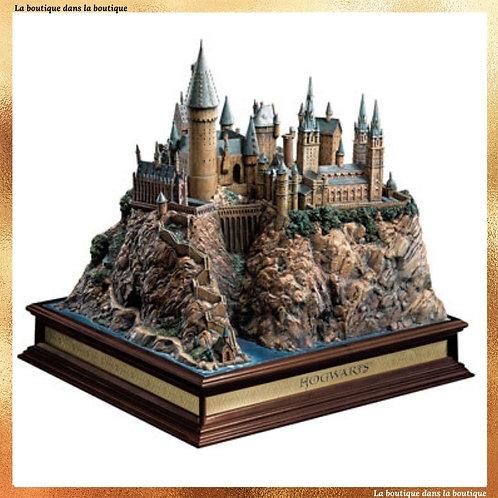 maquette du chateau de poudlard officielle harry potter