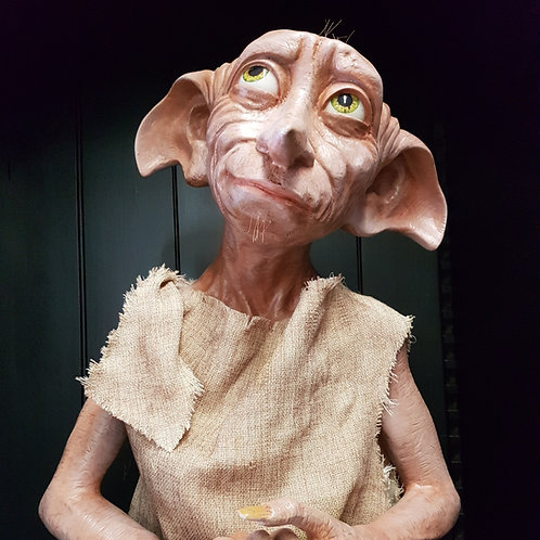 dobby taille réelle