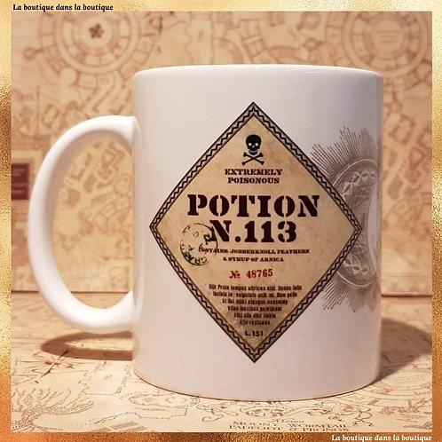 mug potion harry potter