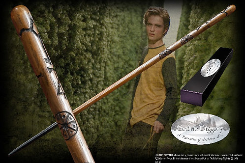 baguette cédric diggory la boutique dans la boutique harry potter