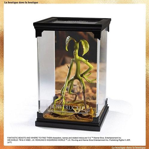 sculpture des créatures magiques, le botruc, officiel harry potter