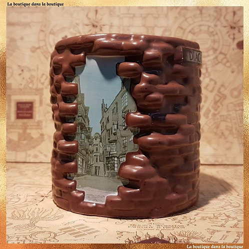mug chemin de traverse harry potter