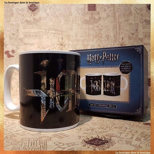 Mug thermique Horcruxe