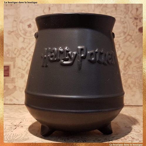 mug chaudron noir harry potter