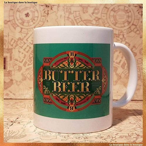 mug butterbeer bierraubeurre harry potter