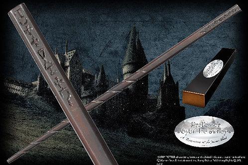 Baguette magique du professeur Sybille Trelawney