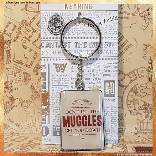 porte clef muggle moldu boutique harry potter