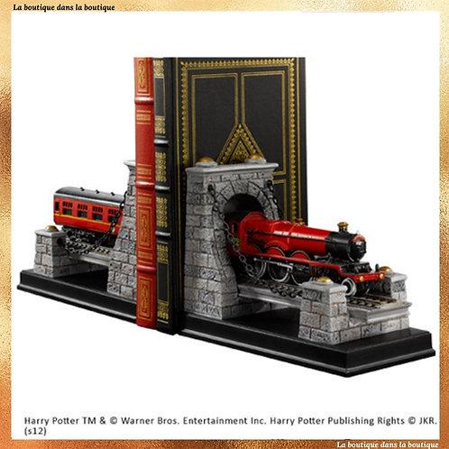 serre livre poudlard hogwarts express de Noble collection officiel harry potter