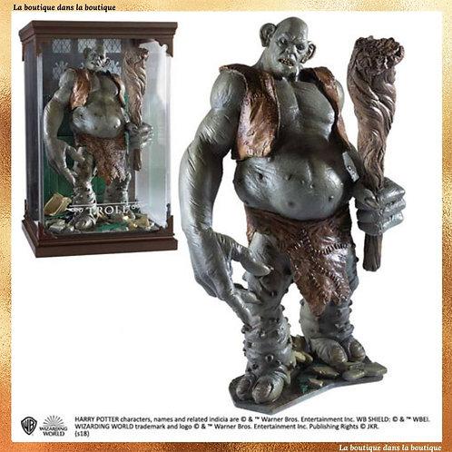 creatures magiques troll de harry potter à l'école des sorciers