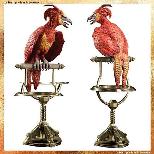 fumseck perchoir dumbledore noble collection officiel boutique harry potter