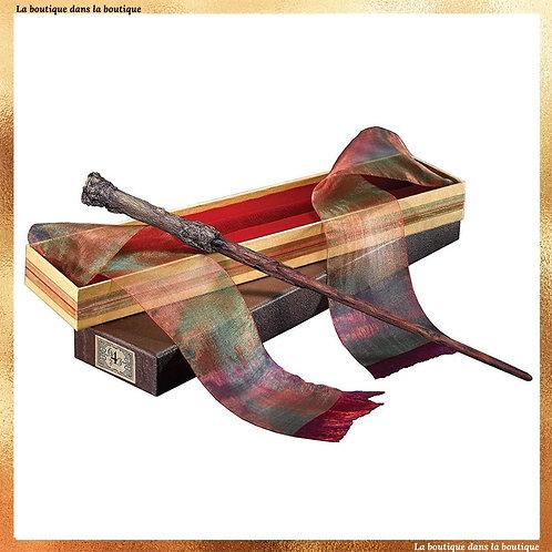 Baguette magique d'Harry Potter, en boite Ollivander.