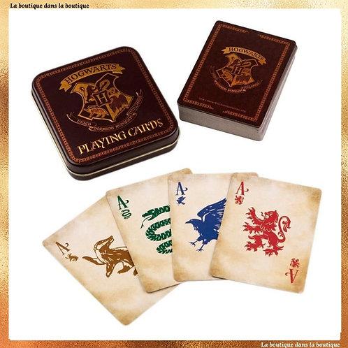 jeu 52 carte harry potter
