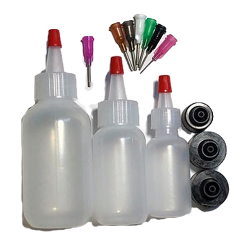 Pro-pack plus Applicator bottles