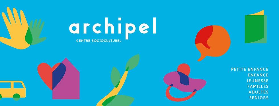 ccentre socioculturel ARCHIPEL 69590 saint symphorien sur Coise