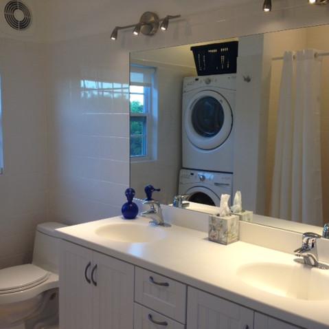 Bathroom annex