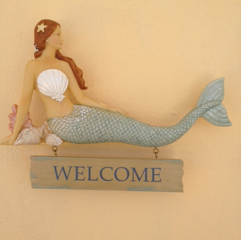 Welcome to the Mermaid House