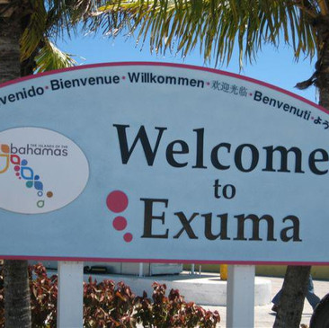 Welcome to Exuma