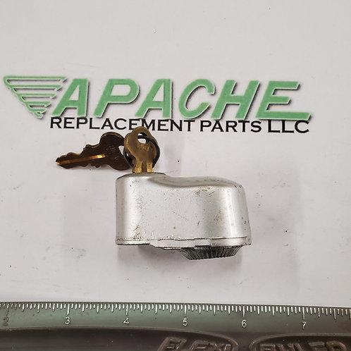 Spare Tire Lock