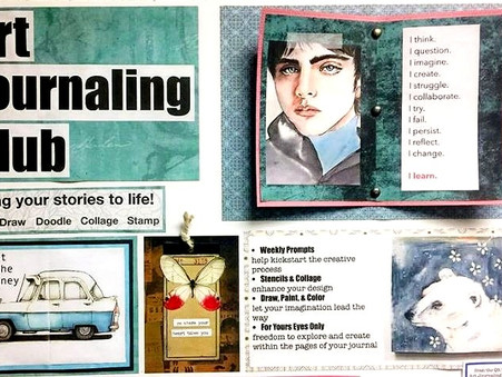 Art Journal Club For Everyone