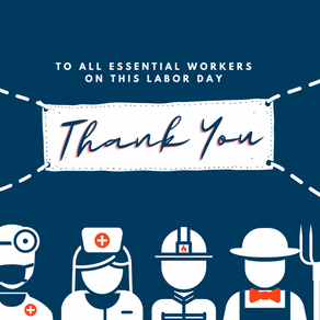 Thank You, Essential Workers