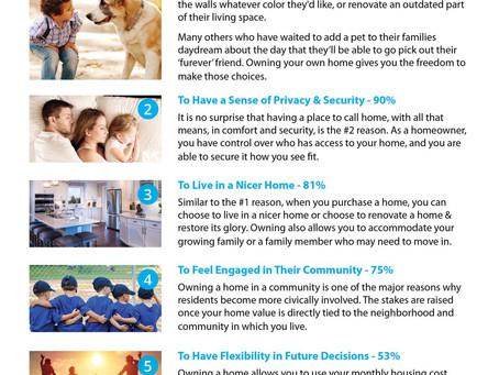 5 Reasons Millennials Choose to Buy
