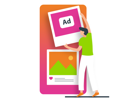 Customized ads. You choose!