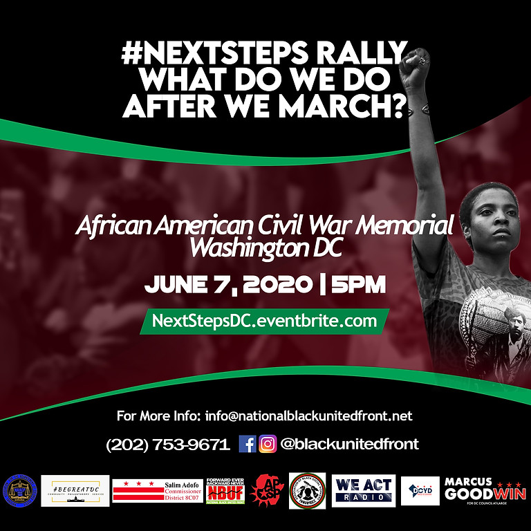 Next Steps: What Do We Do After We March?