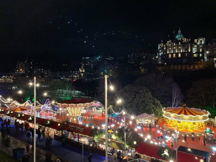 LOTS OF CHRISTMAS SPIRIT