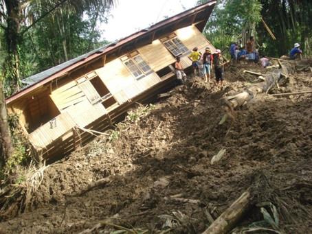 Pelaksanaan Bantuan Darurat Bencanan Alam Di Lemo Tana Toraja
