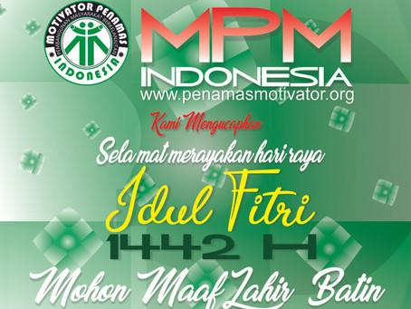 Selamat Idul Fitri 1442H